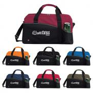 promotional center court duffel