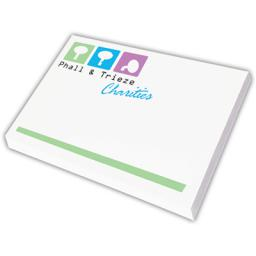 "3"" x 4"" Full Color Post-it® Notes (50 Sheets)"