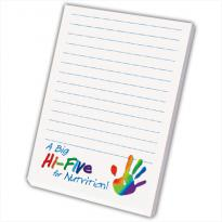 "13118 - 4"" x 6"" Full Color Post-it® Notes (25 Sheets)"