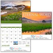 promotional eternal word - spiral calendar