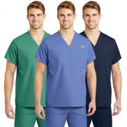 promotional cornerstone - reversible scrub top