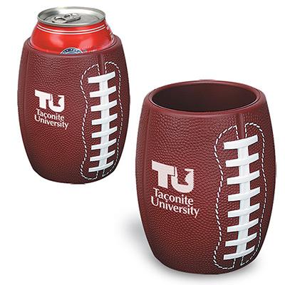 Personalized Football Can Holder
