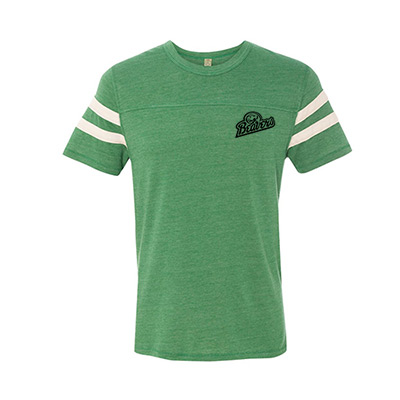 Promotional Alternative Eco-Jersey Football T-Shirt