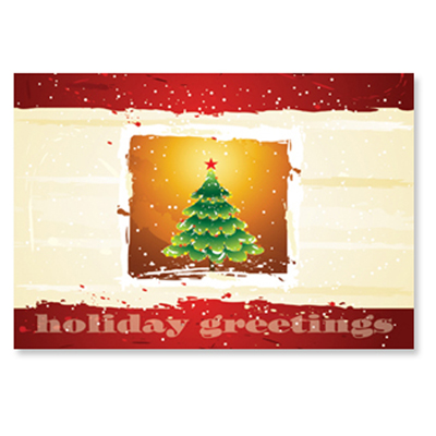Promotional Holiday Greeting Card