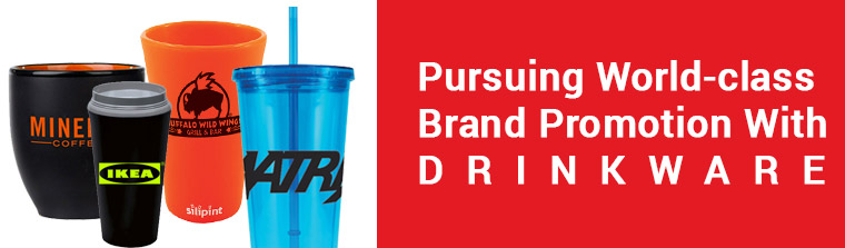 Branding With Promotional Drinkware