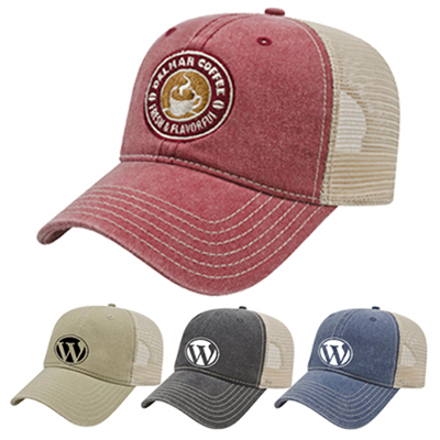 promotional caps & headwear