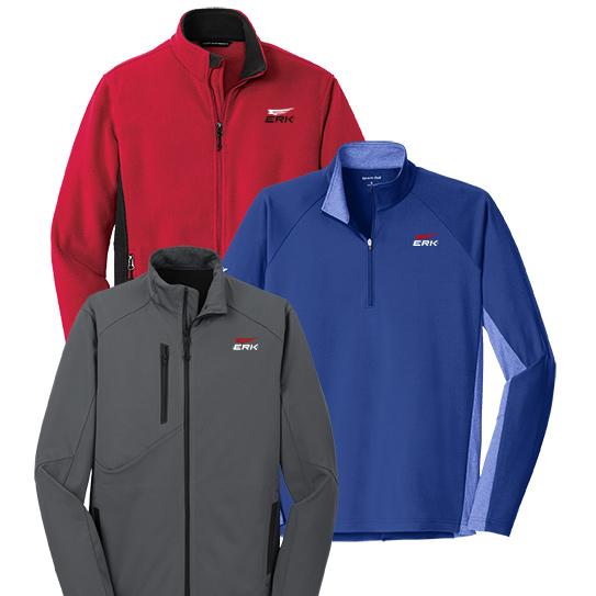 promotional jackets & windshirts