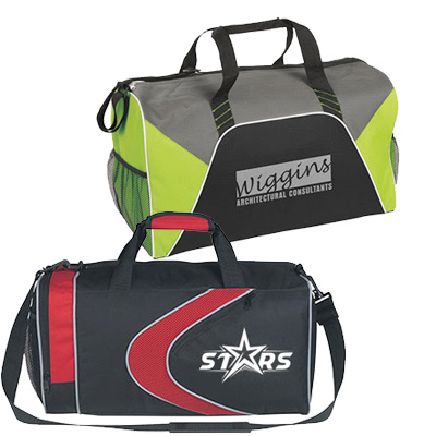 promotional sport & duffle bags