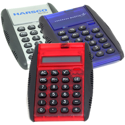 Promotional Calculators, Advertising Office Products