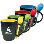 Logo Coffee Mugs, Imprinted Coffee Mugs