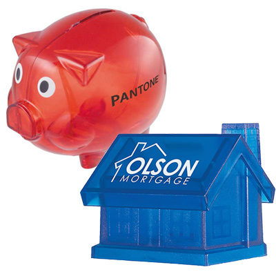 promotional piggy & money banks