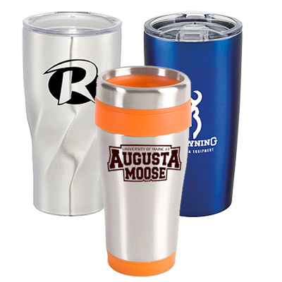 Promotional Stainless Steel Travel Mugs - Wholesale Tumblers