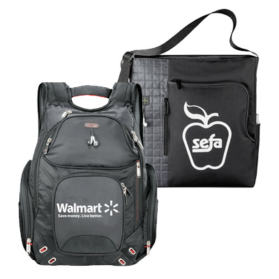 promotional laptop & tablet bags