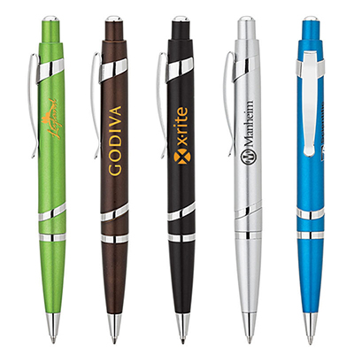 promotional free 24 hour rush metal pens