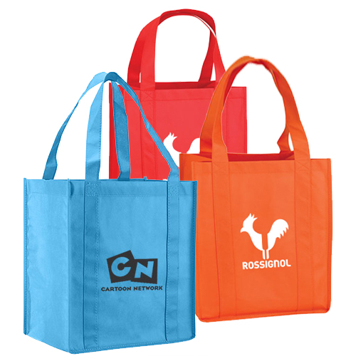 promotional free 24 hour rush tote bags