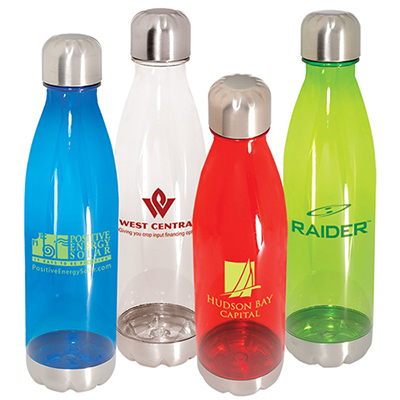 promotional free 24 hour rush plastic travel mugs & tumblers