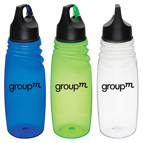 promotional free 24 hour rush sport bottles