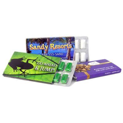 promotional gum