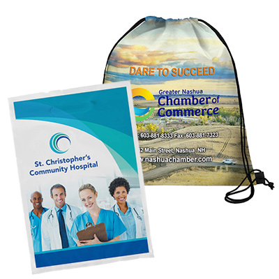 promotional full color bags
