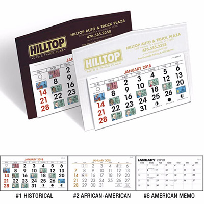 promotional on sale calendars