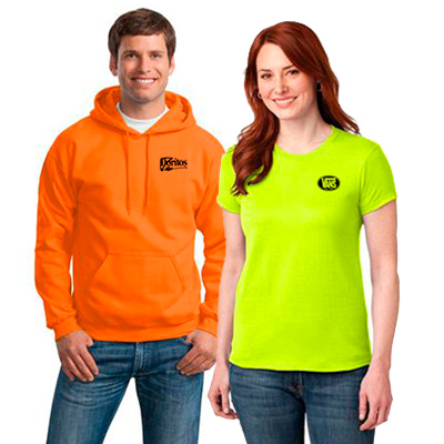 promotional safety wear