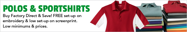 Promo Direct - Polo & Sport Shirts
