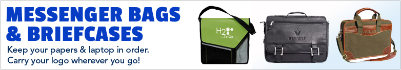 Promo Direct - Messenger Bags & Briefcases