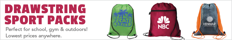 Promo Direct - Drawstring Sport Packs