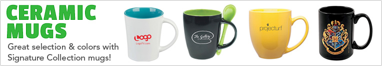 Promo Direct - Ceramic Mugs