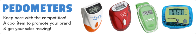 Promo Direct - Pedometers
