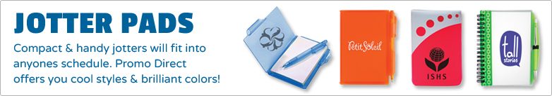 Promo Direct - Jotter Pads