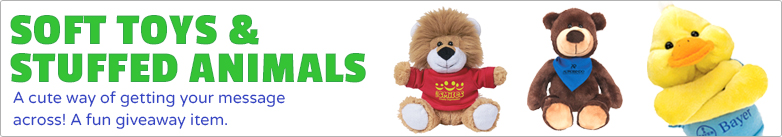 Promo Direct - Soft Toys & Stuffed Animals