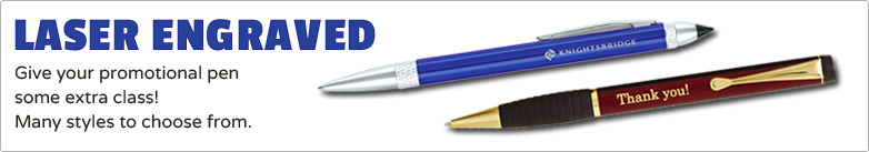 Promo Direct - Laser Engraved Pens