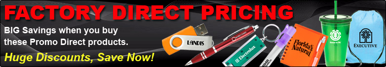 Promo Direct - Stationery & Folders