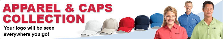 Promo Direct - Apparel & Caps Collection