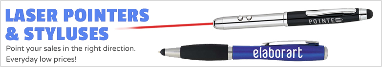 Promo Direct - Laser Pointers & Styluses