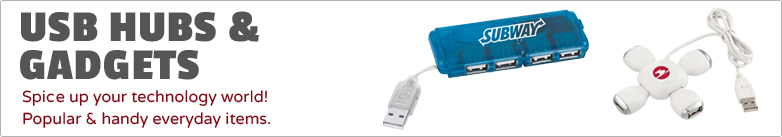 Promo Direct - USB Hubs & Gadgets