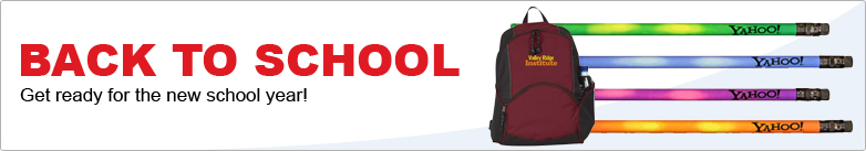 Promo Direct - Back To School