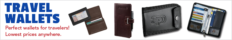 Promo Direct - Travel Wallets