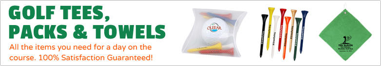 Promo Direct - Golf Tees, Packs & Towels