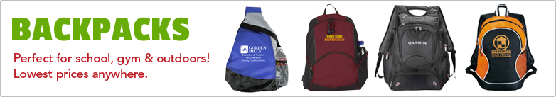 Promo Direct - Backpacks