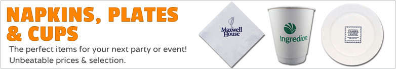 Promo Direct - Napkins, Plates & Disposable Cups