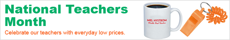Promo Direct - National Teachers Month