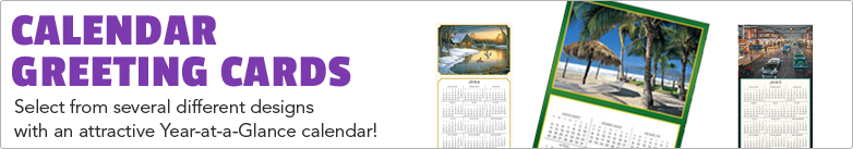 Promo Direct - Calendar Greeting Cards