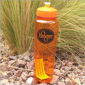 polysure retro bottle
