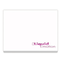 "3243 - Bic® 4"" x 3"" Notepads 25 Sheets"