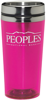 14050 - 14 oz. Colored Acrylic Tumbler