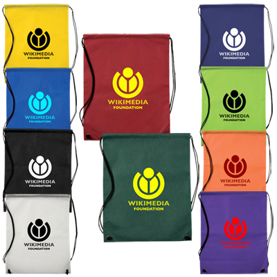 Nonwoven Drawstring Back Pack