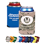 14244R - Folding Can Cooler Sleeve