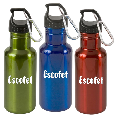 17 oz Stainless Adventure Bottle